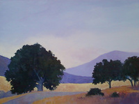 Carmel Valley, 30x40 in