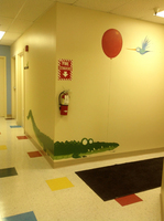 BALLOON ANIMALS, O'Connor Hospital Pediatric Center for Life